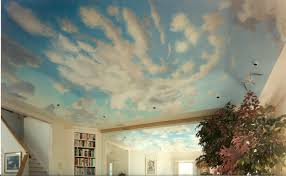 House Murals by Ceiling Mural For Livingroom Oyster Bay Ny Houses Pinterest