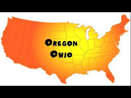 how to say or pronounce usa cities oregon ohio