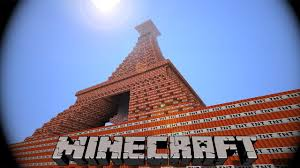 minecraft exploding the tnt eiffel tower youtube