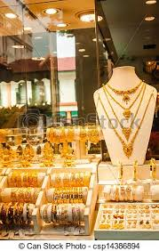 stock photographs of traditional indian gold jewellery for sale in