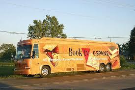 Girard Awning Mobile Marketing Bus C Span Book Tv