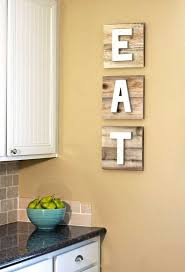 ideas for decorating kitchen walls beautiful decorating a kitchen wall contemporary trend ideas