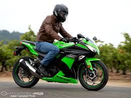 kawasaki riding jacket 2013 kawasaki ninja 300 first ride photos motorcycle usa