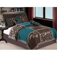 Turquoise And Brown Bedding Sets Brown And Teal Bedding Bedding Ummm Pinterest Teal