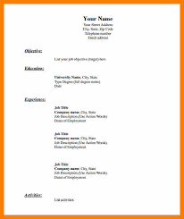 resume format for degree students free download first year student college resume pdf free download resume