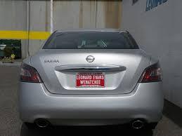 nissan maxima pre owned 2013 nissan maxima 3 5 s 4 door sedan in wenatchee 805666