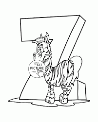 letter z alphabet coloring pages for kids abc printables free