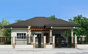 single story houses simple one storey house design