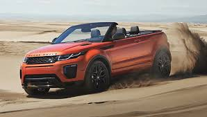 land rover convertible range rover evoque convertible revealed 84 440 ragtop in