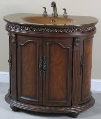 round bathroom vanity cabinets accent half round glass top bathroom vanity home improvement