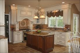 kitchen kitchen craftsman style quartersawn oak medium color