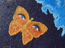 Seeking Painting Seeking Another World Abstract Painting Liza Wheeler