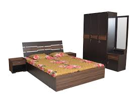 bed and side table set ducks cs 47 modern bedroom full set queen size cot bed side table
