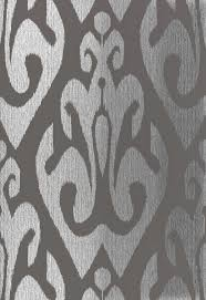 Silver Metallic Wallpaper by 93 Best Wallpaper Grays Silvers Images On Pinterest Wallpaper