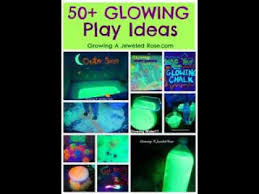glow party ideas glow in the party ideas