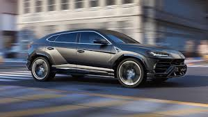 fastest lamborghini new lamborghini urus is the fastest suv in the world