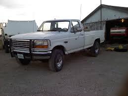 94 Ford Diesel Truck - pre round 2