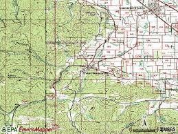 jacksonville oregon or 97501 97530 profile population maps