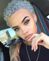 black women short grey hair pictures on colored twa hairstyles wedding hairstyles for long hair