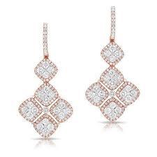antoinette earrings buy 18kt and white gold diamond antoinette earrings