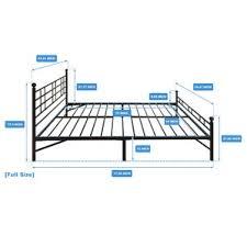 full sized bed frame you u0027ll love