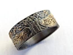 bog the wedding band bog oak wood wedding ring set eco rings etsy 37210 jewelry