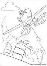 planes fire u0026 rescue coloring pages coloring book