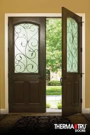 fiberglass entry doors with glass 13 best 2017 front door color trends images on pinterest front