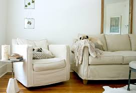 Modern Slipcovered Sofa by Good Looking Couch Slipcover In Living Room Contemporary With
