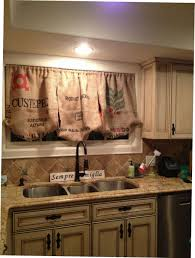 French Rustic Kitchen Lofty Design Rustic Kitchen Curtains Christmas Decor In A Country
