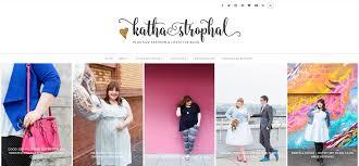 Lifestyle Blog Design New Blog Design Makeover With Kathastrophal Via Luloveshandmade