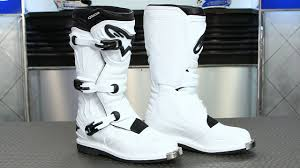 alpine motocross boots alpinestars tech 1 boot motorcycle superstore youtube