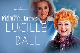 lucille ball u0026 barbara walters an interview of a lifetime full