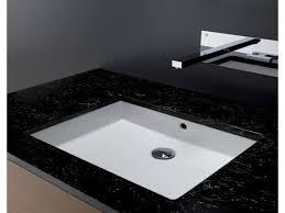 contemporary vanity sinks white undermount bathroom sink elkay