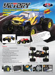 nitro monster trucks 1 10 nitro monster truck fs 51805