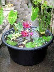 Container Water Garden Ideas Pondless Hydrant Container You Can Make These From