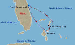 port canaveral map 4 bahamian cruise from port canaveral feb 26 2018 disney