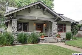 craftsman style bungalow chic and creative 2 california craftsman style bungalow real estate