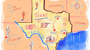 Round Rock Zip Code Map by A Comprehensive Guide To Road Tripping Through Texas Eater