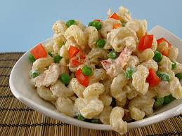 pasta salad with tuna tuna pasta salad remixed food guy adventures
