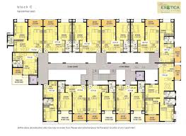 wonderful quadruplex floor plans 10 terrace airwells house floor