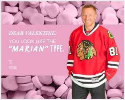 hockey valentines cards show that special someone you care with nhl themed