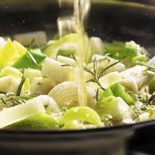 cuisine celeri recette poêlée de poireaux au celeri