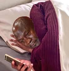 Michael Jordan Crying Meme - michael jordan crying in bed blank template imgflip
