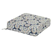 talahari cornflower single deep seat cushion at home at home