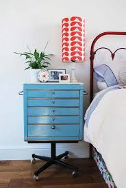 Bedside Table Desk 28 Unusual Bedside Table Ideas Enhance The Charm And Decor Of Your