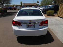 certified pre owned 2014 chevrolet cruze lt 4dr car in mesa 17256
