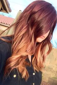 blonde and burgundy hairstyles 30 maroon hair color ideas for sultry reddish brown styles
