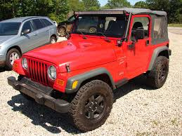 jeep wrangler red red jeep wrangler in alabama for sale used cars on buysellsearch