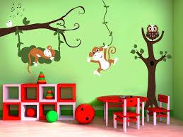 Monkey Decor For Nursery Monkey Nursery Decorating Ideas Themes Ideas Nursery Ideas